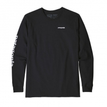 Men's L/S Text Logo Responsibili-Tee by Patagonia in Montgomery Al