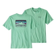 Men's Line Logo Badge Responsibili-Tee by Patagonia in Auburn Al