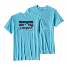 Men's Line Logo Badge Cotton/Poly Responsibili-Tee by Patagonia