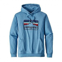 Men's Line Logo Badge LW Hoody