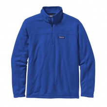 Men's Micro D Pullover by Patagonia in Meridian Id
