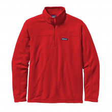 Men's Micro D P/O by Patagonia in Seward Ak