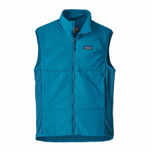 Men's Nano-Air Light Hybrid Vest by Patagonia in Crested Butte Co