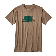 Men's Napping Camper Cotton/Poly T-Shirt by Patagonia