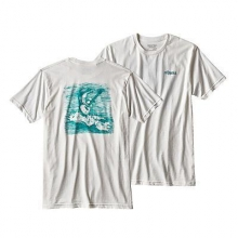 Men's No Porpoise Cotton/Poly T-Shirt by Patagonia