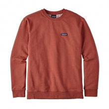 Men's P-6 Label MW Crew Sweatshirt by Patagonia