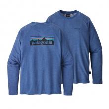 Men's P-6 Logo LW Crew Sweatshirt