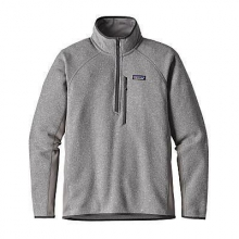 Men's Performance Better Sweater 1/4 Zip by Patagonia