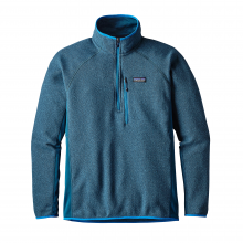 Men's Performance Better Sweater 1/4 Zip by Patagonia in Anchorage Ak