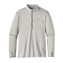 Men's Tropic Comfort 1/4 Zip by Patagonia in Campbell CA