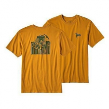 Men's Useless Conquest Cotton T-Shirt by Patagonia in Oro Valley Az