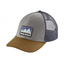 Shop Sticker Patch LoPro Trucker Hat by Patagonia in Glenwood Springs CO