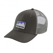 Shop Sticker Patch LoPro Trucker Hat by Patagonia in Iowa City IA