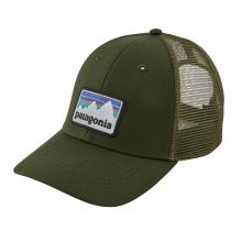 Shop Sticker Patch LoPro Trucker Hat by Patagonia in San Luis Obispo Ca