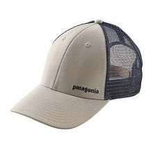 Small Text Logo LoPro Trucker Hat by Patagonia