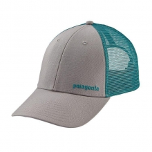 Small Text Logo LoPro Trucker Hat by Patagonia in Ponderay Id