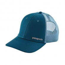 Small Text Logo LoPro Trucker Hat by Patagonia in Iowa City IA