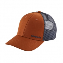 Small Text Logo LoPro Trucker Hat by Patagonia in Arcata Ca