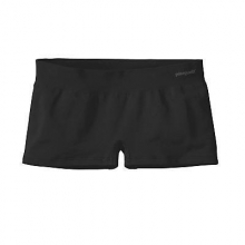 Women's Active Mesh Boy Shorts by Patagonia in Detroit Mi