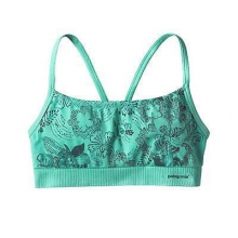 Women's Active Mesh Bra by Patagonia in Detroit Mi