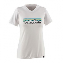 Women's Cap Daily Graphic T-Shirt by Patagonia in Dillon Co