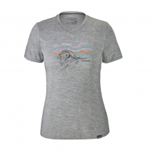 Women's Cap Daily Graphic T-Shirt by Patagonia in Glenwood Springs CO