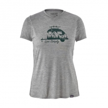 Women's Cap Daily Graphic T-Shirt by Patagonia in Sioux Falls SD
