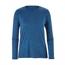 Women's Cap Daily L/S T-Shirt by Patagonia