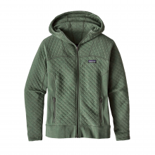 Women's Cotton Quilt Hoody