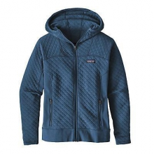 Women's Cotton Quilt Hoody by Patagonia