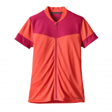Women's Crank Craft Jersey by Patagonia in Okemos Mi