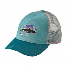 Women's Fitz Roy Bison Layback Trucker Hat by Patagonia in Oro Valley Az