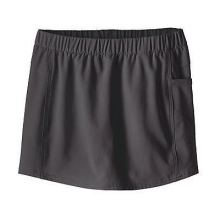 Women's Happy Hike Skort by Patagonia