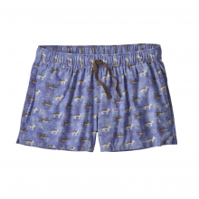 Women's Island Hemp Baggies Shorts by Patagonia in Durango Co