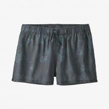 Women's Island Hemp Baggies Shorts by Patagonia