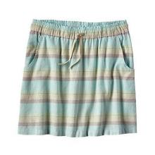 Women's Island Hemp Beach Skirt by Patagonia
