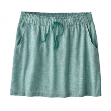 Women's Island Hemp Beach Skirt by Patagonia in Sioux Falls SD