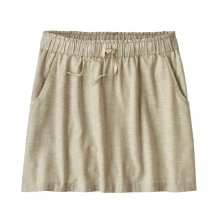 Women's Island Hemp Beach Skirt by Patagonia in Glenwood Springs CO