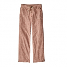 Women's Island Hemp Pants - Reg by Patagonia in Iowa City IA
