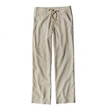 Women's Island Hemp Pants - Short by Patagonia