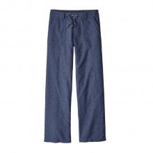 Women's Island Hemp Pants - Short by Patagonia in Prescott Az