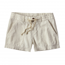 Women's Island Hemp Shorts - 4 in.