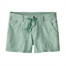 Women's Island Hemp Shorts - 4 in. by Patagonia in Iowa City IA