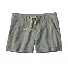 Women's Island Hemp Shorts - 4 in. by Patagonia