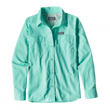 Women's L/S Anchor Bay Shirt by Patagonia in Arlington Tx