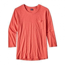 Women's Mainstay 3/4 Sleeved Top by Patagonia in Orlando Fl