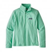 Women's Micro D 1/4 Zip by Patagonia in Truckee Ca