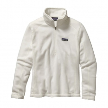 Women's Micro D 1/4 Zip by Patagonia in Hope Ar