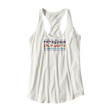 Women's Mt. Minded Ropes Cotton Tank by Patagonia