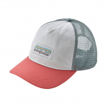 Women's Pastel P-6 Label Layback Trucker Hat by Patagonia in Durango Co